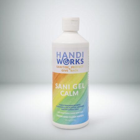 Sani Gel Calm Scented Hand Sanitiser 500ml